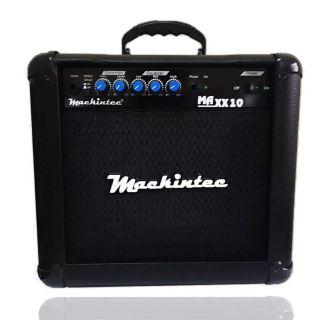 Caixa Amplificada Mackintec Maxx10 C/Dist.Guit.15wrms Preta