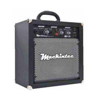Caixa Amplificada Mackintec Mxp110 Multiuso 15wrms