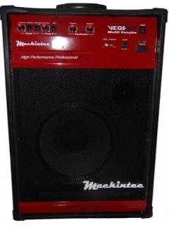 Caixa Amplificada Mackintec Vega200 Multiuso 55wrms