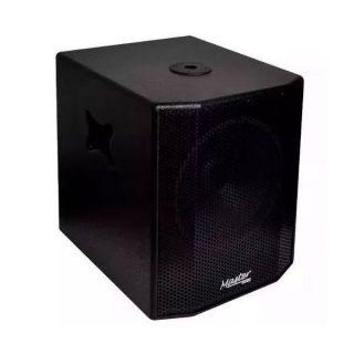 Caixa Amplificada Master Gwa400 Sub Fal15 Ativo Alim.Pass.  400wrms