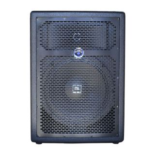 Caixa Amplificada Turbox Tba1000a Bluetooth Usb/Sd/Fm,Fal10 Disp.Dig.Cont.Rem.Ativa 150wrms