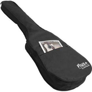 Capa Guitarra Solid Sound Plus Almof.Formato Preta