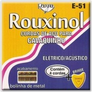 Encordoamento Cavaco Rouxinol El E51