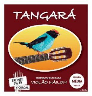 Encordoamento Cavaco Tangara 12 Bronze 65/35 Tensao Media