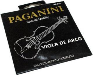 Encordoamento Para Viola de Arco Paganini Pe970