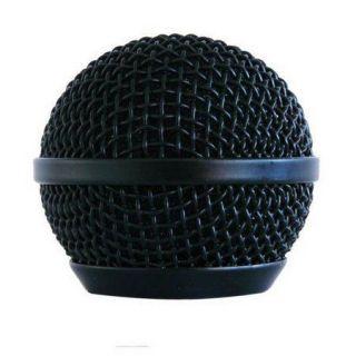 Globo Microfone Mxt 5422 Metalico Preto