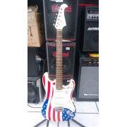 Guitarra Eagle Sts002 2s 1h Strato Band.uk Band.ingl. Saldo