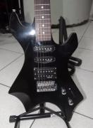 Guitarra Golden Gmap556 P.simples Preta