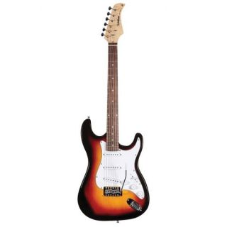 Guitarra Waldman St111sb 3s Strato Sumb.