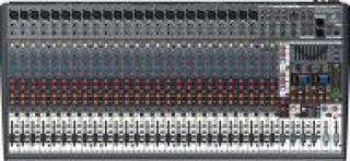 Mesa 32 Canais Behringer Eurodesk  SX3242FX Efeito 24 Canais Xlr Phantom Power