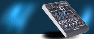 Mesa De Som 4 Canais Ll Starmix Xms402r Bluetooth Usb,Sd,2can.Xlr,Cont.Remoto