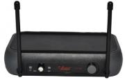 Microfone Leacs Lc101 Vhf S/Fio Mao 2ant. Pp
