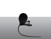 Microfone Lyco Lvm01mx Lapela Avulso Mini Xlr 3pin