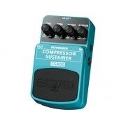 Pedal Behringer Cs400 Compressor Sustainer Guitarra