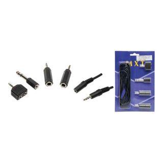 Plug Mxt 641243 Kit 4 Plugs Adapt Extensão P2ST 1.8M