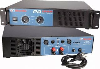 Potencia Newvox PA1200 Toroidal 600WRMS
