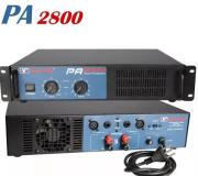 Potencia Newvox Pa2800 Toroidal 1400wrms