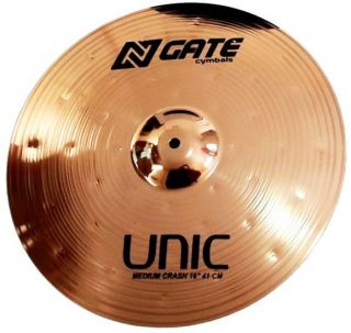 Prato 16 Ngate N16MC Unic Bronze B8 Medium Crash