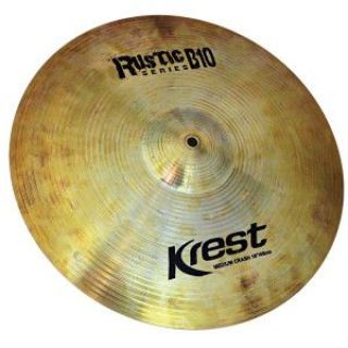 Prato 17 Krest RU17MC Rustic Bronze B10 Medium Crash
