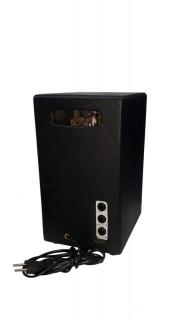Processador Supertech S386 Bluet.USB/SD/FM 1Can.N36.Con.Rem.Rever. 386WR