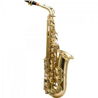 Sax Alto Harmonics Has200l Mib. 00053807 Laqueado