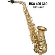 Sax Alto Hofma HSA400GLQ Mib Laquiado