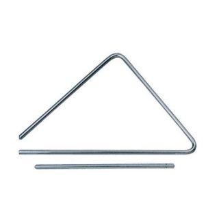 Triangulo C.Ibanez TRIAN40AL Forro Aluminio 40CM X 10MM Alum.