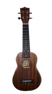 UKULELE IMPERIUM HUK40021 SOPRANO FOSCO FILETE NATURAL