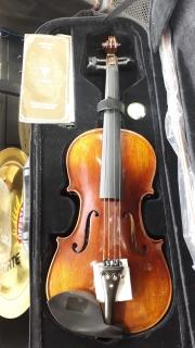 Violino Eagle Vk544 4/4 Rajado Profissional Com Higrometro  saldo