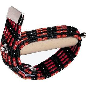 Abraçadeira Violão Dunlop 1162 Elástico Reta Nylon 70f