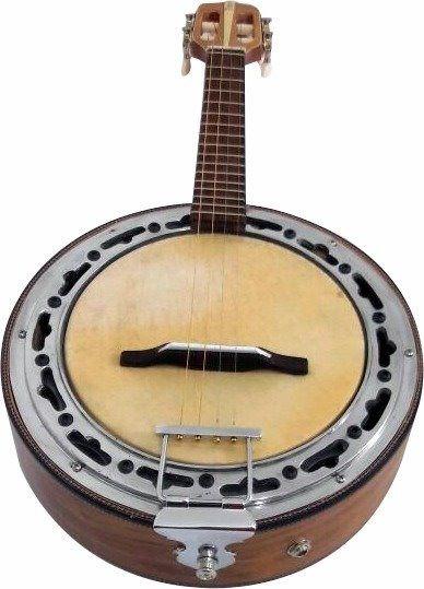 Banjo Toks 110 Alto Elétrico Controle Natural Fosco