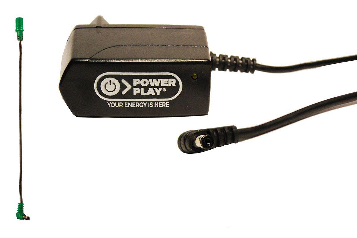 Cabo Power Play 609 Cl6 Conversor Verde