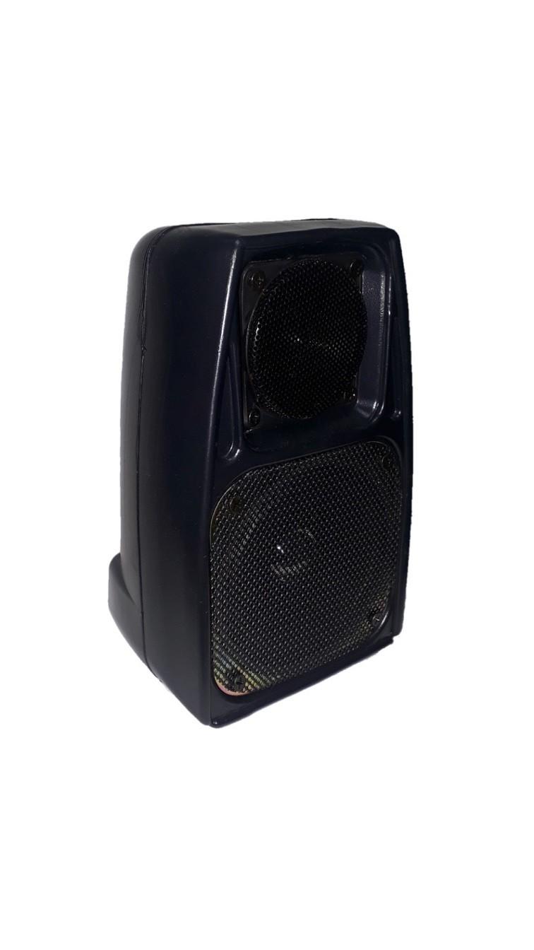 Caixa Acústica Supertech Capela 75 Fal4 Som Ambiente 8h Tela Parcial Preta