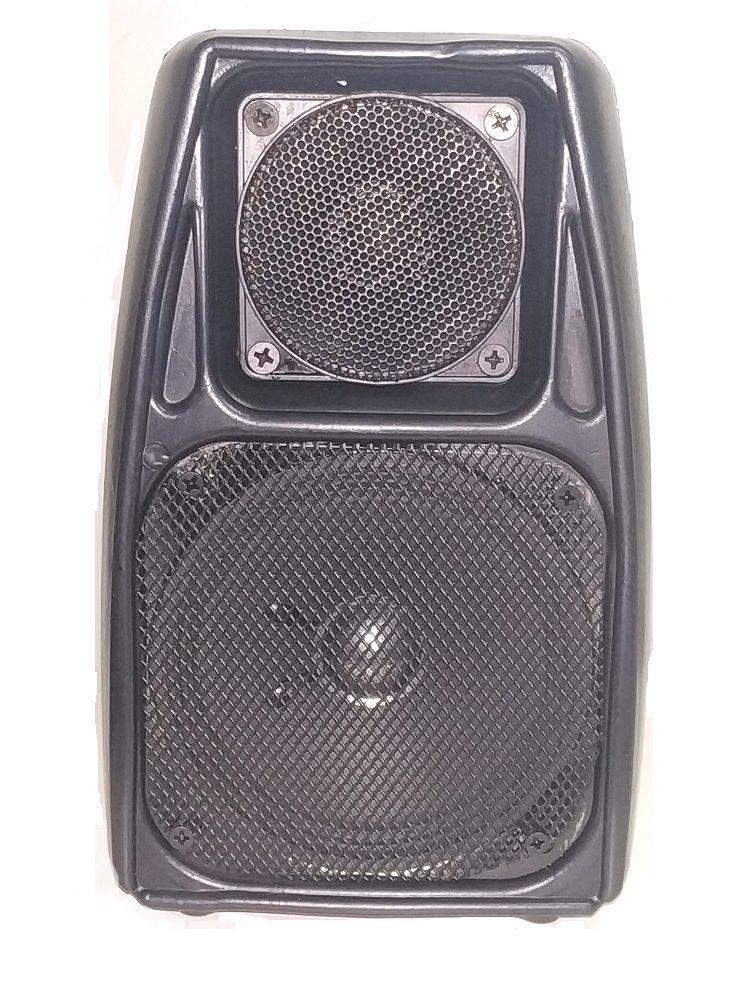 Caixa Acústica Supertech Capela 75 Fal4 Som Ambiente 8h Tela Total Preta