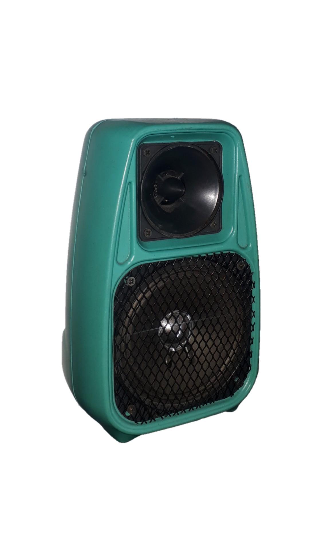 Caixa Acústica Supertech Capela 75 Falante4 Som Ambiente 8h Verde