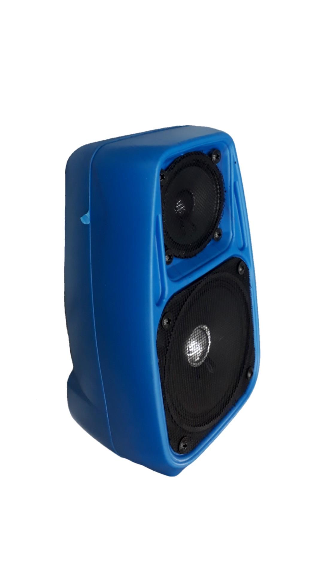 Caixa Acústica Supertech Capela 75 Falante4 Som Ambiente 8h Azul