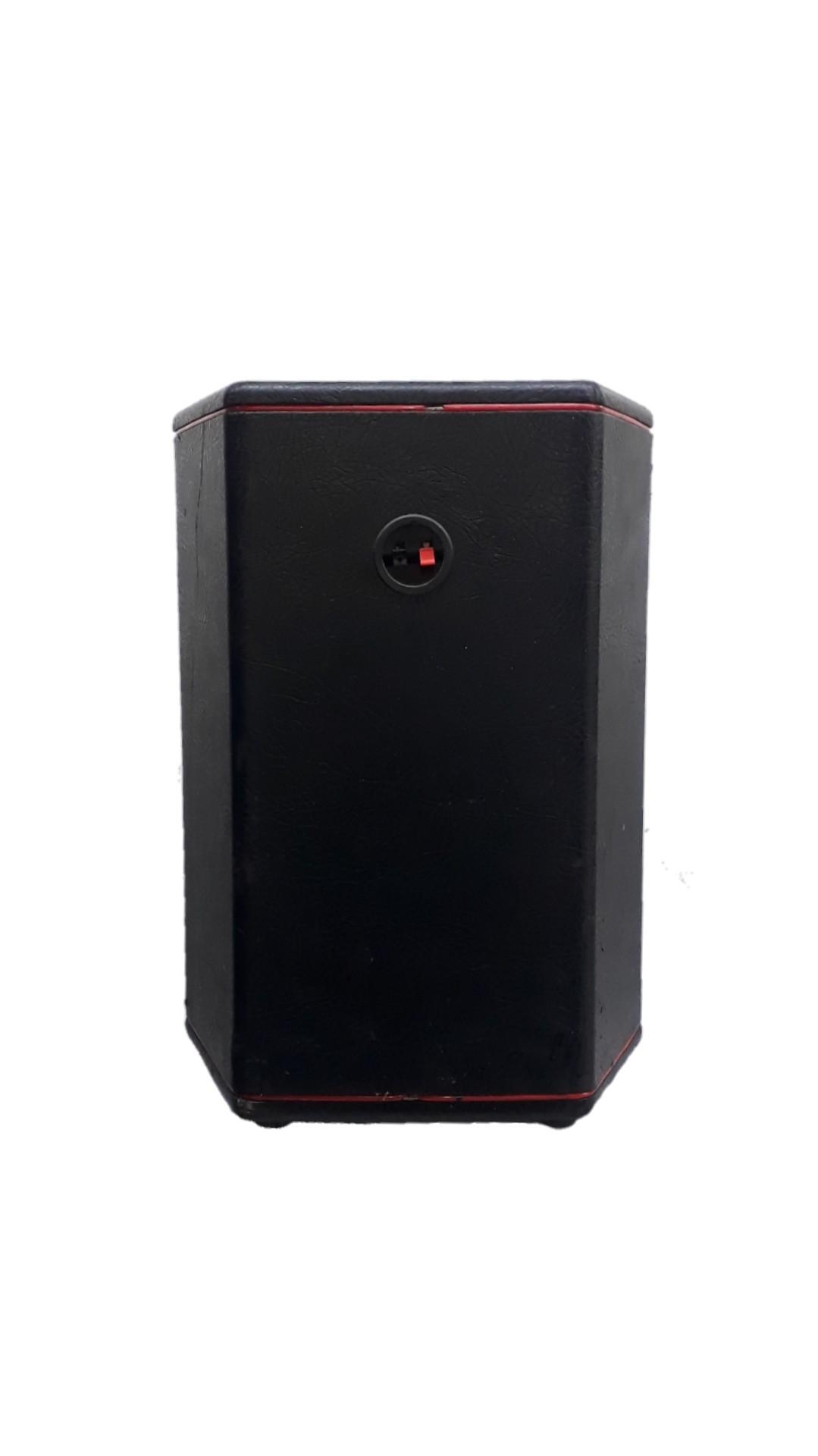 Caixa Acústica Supertech Hibrida Falante12.5 190wref.