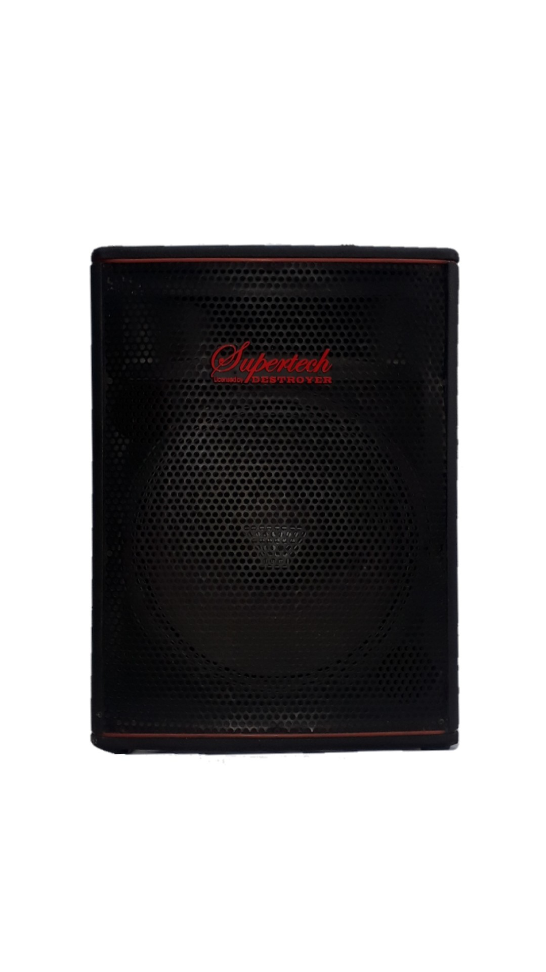 Caixa Acústica Supertech Oversoud15´800,T250,P410 1200wref.