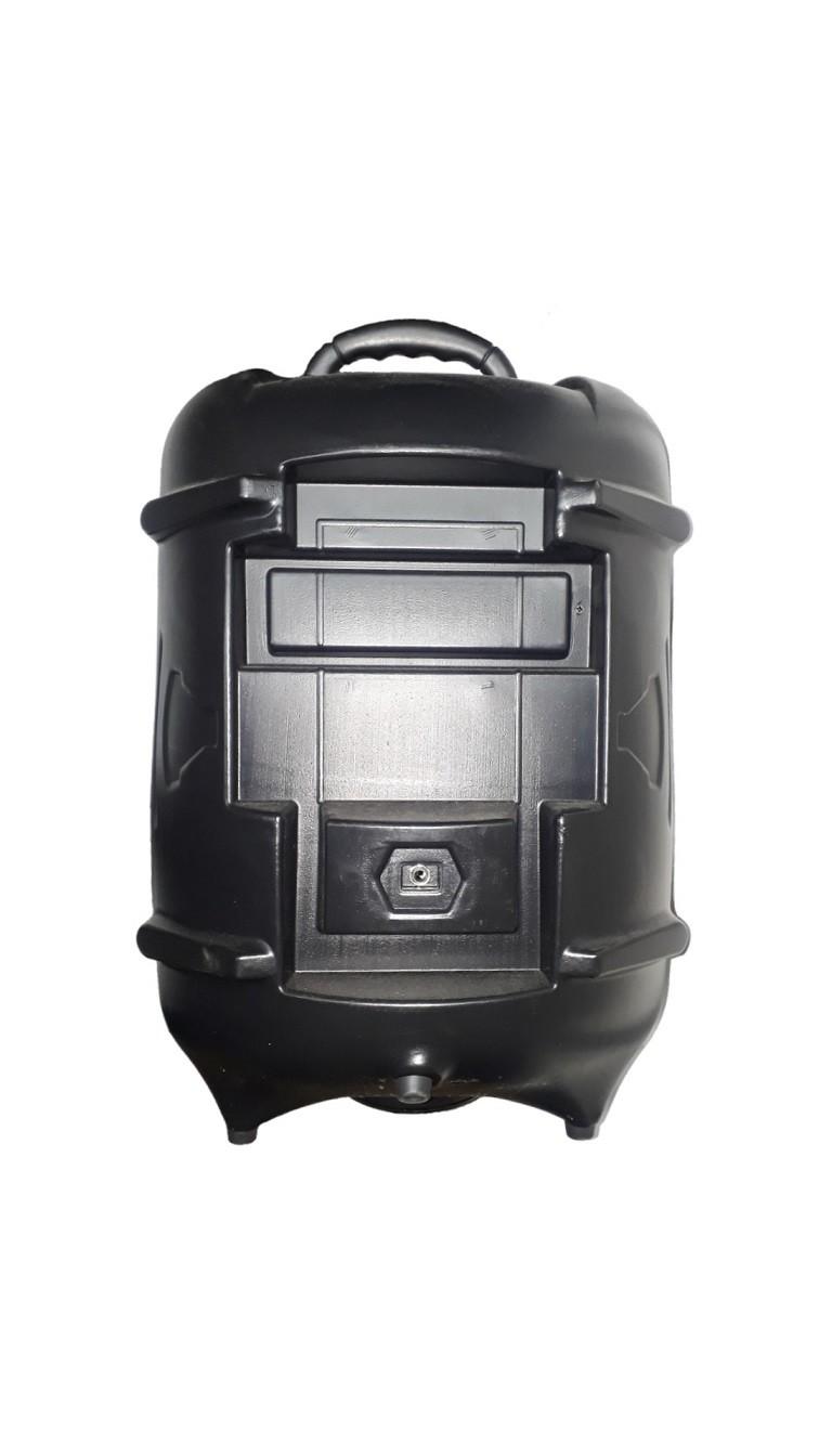 Caixa Acústica Supertech Pe10 Turbinada Falante10.2 Passiva 156wref