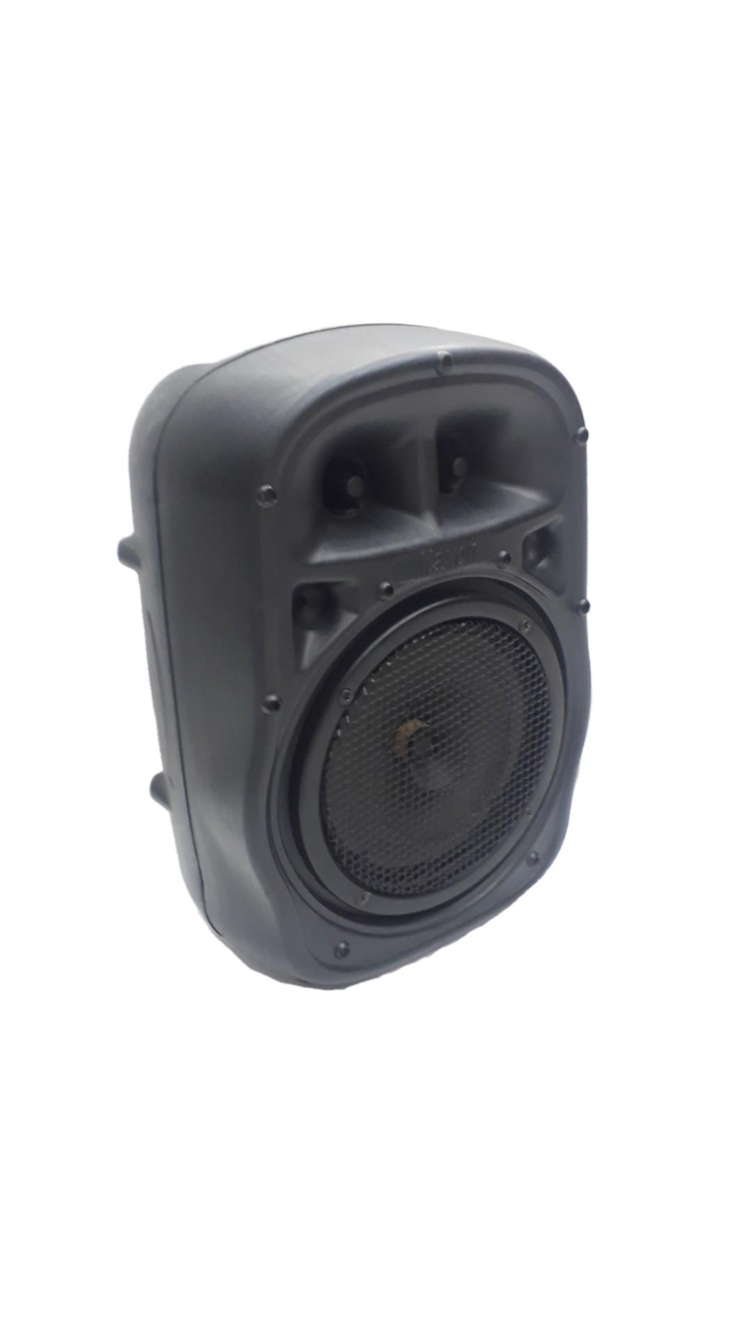 Caixa Acústica Supertech Pe8 Turbinada Falante 6 seco Passiva 99wref