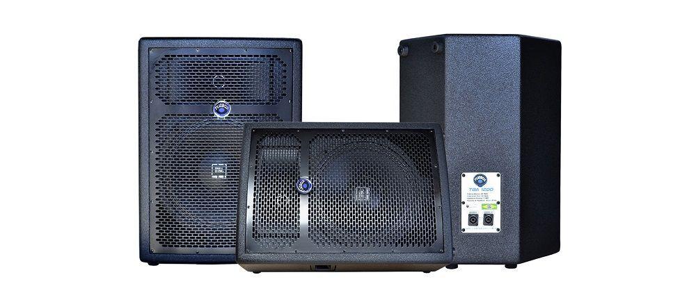 Caixa Acústica Turbox Tba1200p Fal12 Passiva 200wrms