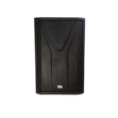 CAIXA.AMPL. PZ PROAUDIO YAC15D BI AMPLI 2CAN XLR/P10 RCA DSP PRESET LINHA 500WRMS