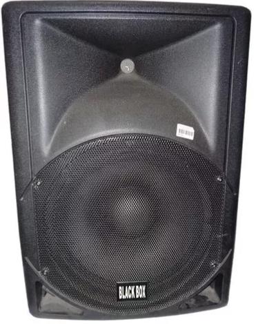 Caixa Amplificada Black Box Yxb12 Usb Disp.digi.12´ativa