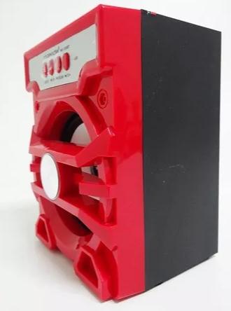 Caixa Amplificada Golden-ultra Ms193bt Com Bluetooth
