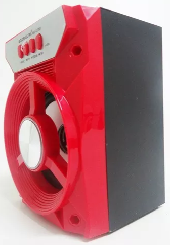 Caixa Amplificada Golden Ultra Ms227bt Com Bluetooth