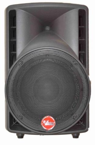 Caixa Amplificada Leacs Lt1200 Bluet Usb/Sd/Fm,Fal12 Dispositivo Digital, Controle Remoto Ativa