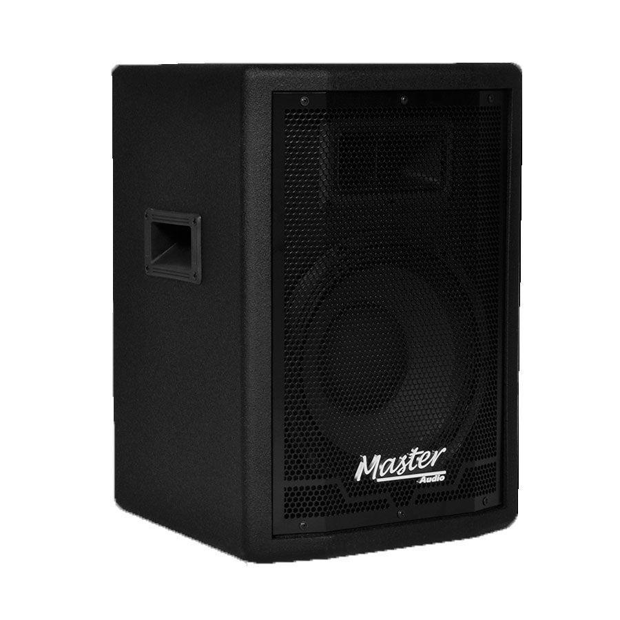 Caixa Amplificada Master W10200 Bluetooth Usb/Sd/Fm Falante10.C/Controle Remoto Ativa