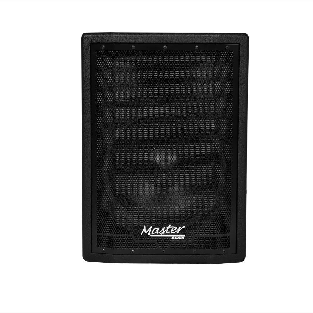 Caixa Amplificada Master W12250 Bluetooth Usb/Sd/Fm F12.C/Cont.Remoto Ativa