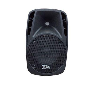 Caixa Amplificada PZ Proaudio Px08a Bluetooth, Usb/Sd/Fm,Falante8', Dispositivo Digital, Controle Remoto, Ativa,  Alimenta Passiva 80wrms