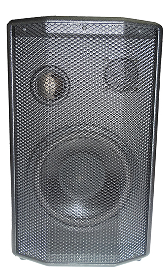 Caixa Amplificadora Supertech 120WR Ativa Bluetooth/Usb/Sd/Fm F8.C/ Cont.Remoto